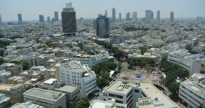 תל אביב Tel aviv