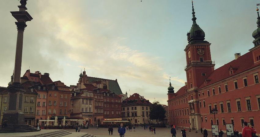 ורשה Warsaw