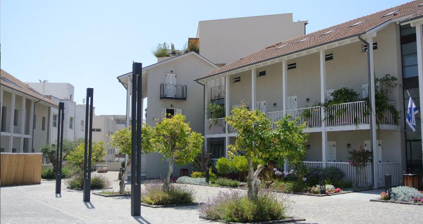 """בתים מבפנים ת""""א – 2014"""
