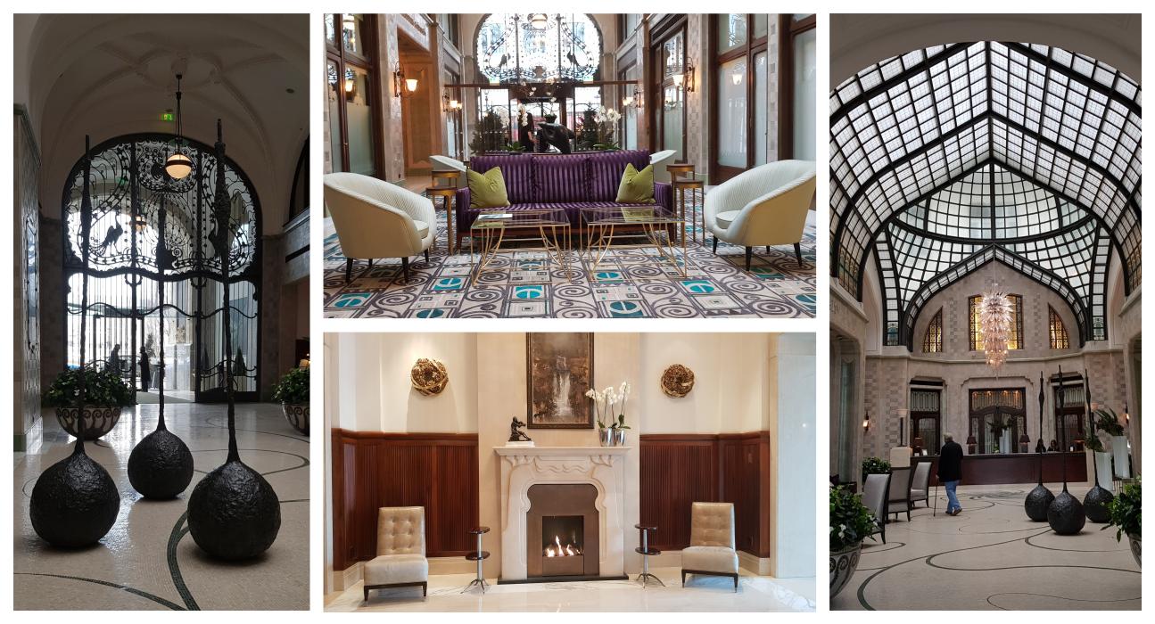 תמונות של לובי המלון 4 סיזנס
