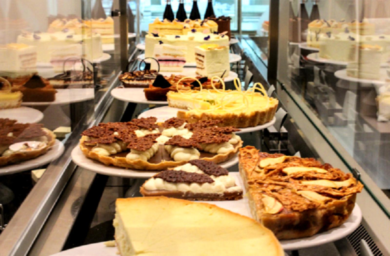 תמונות של העוגות