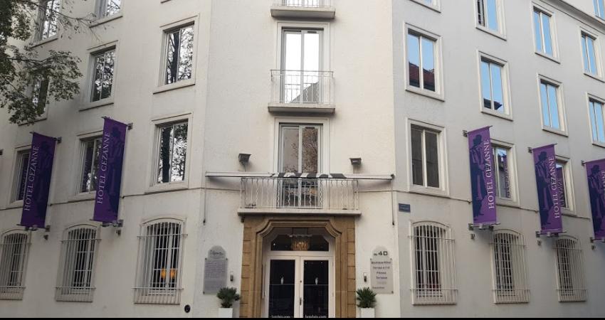 Cezanne Hotel | Aix en Provence