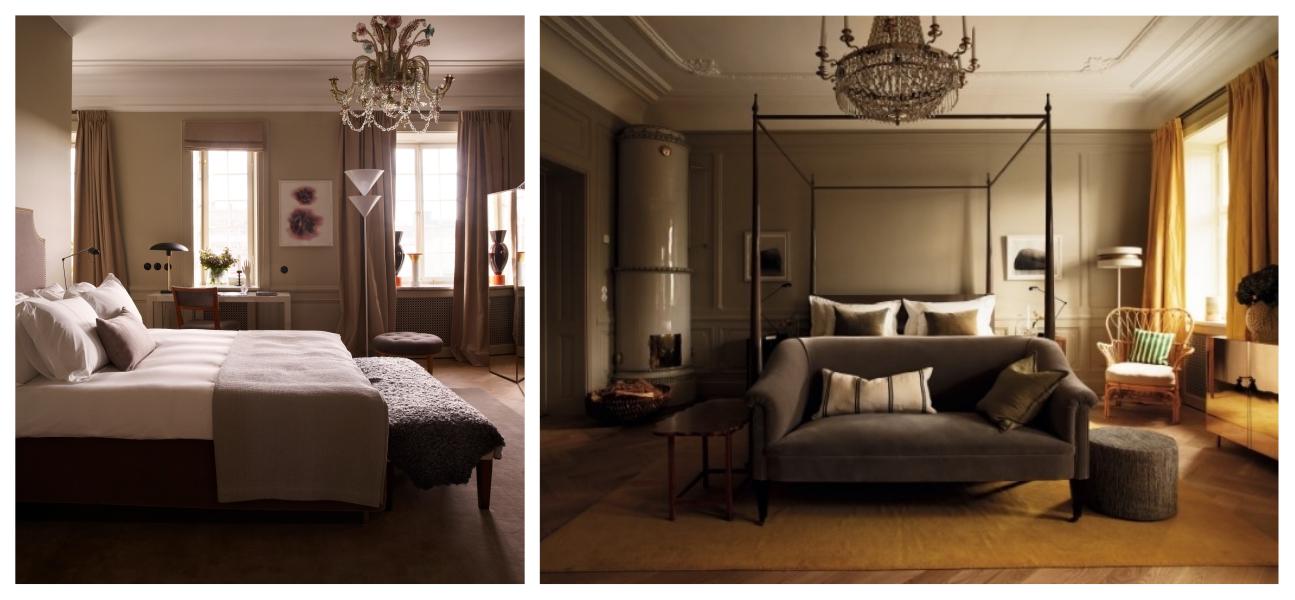 תמונות של חדר השינה