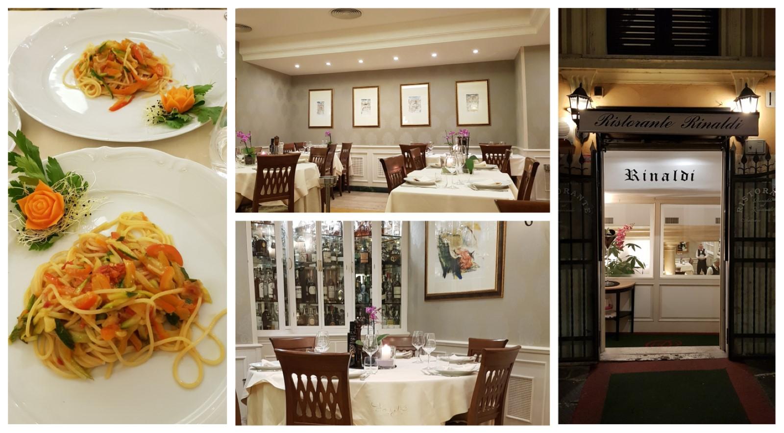 תמונות של מסעדת רינאלדי