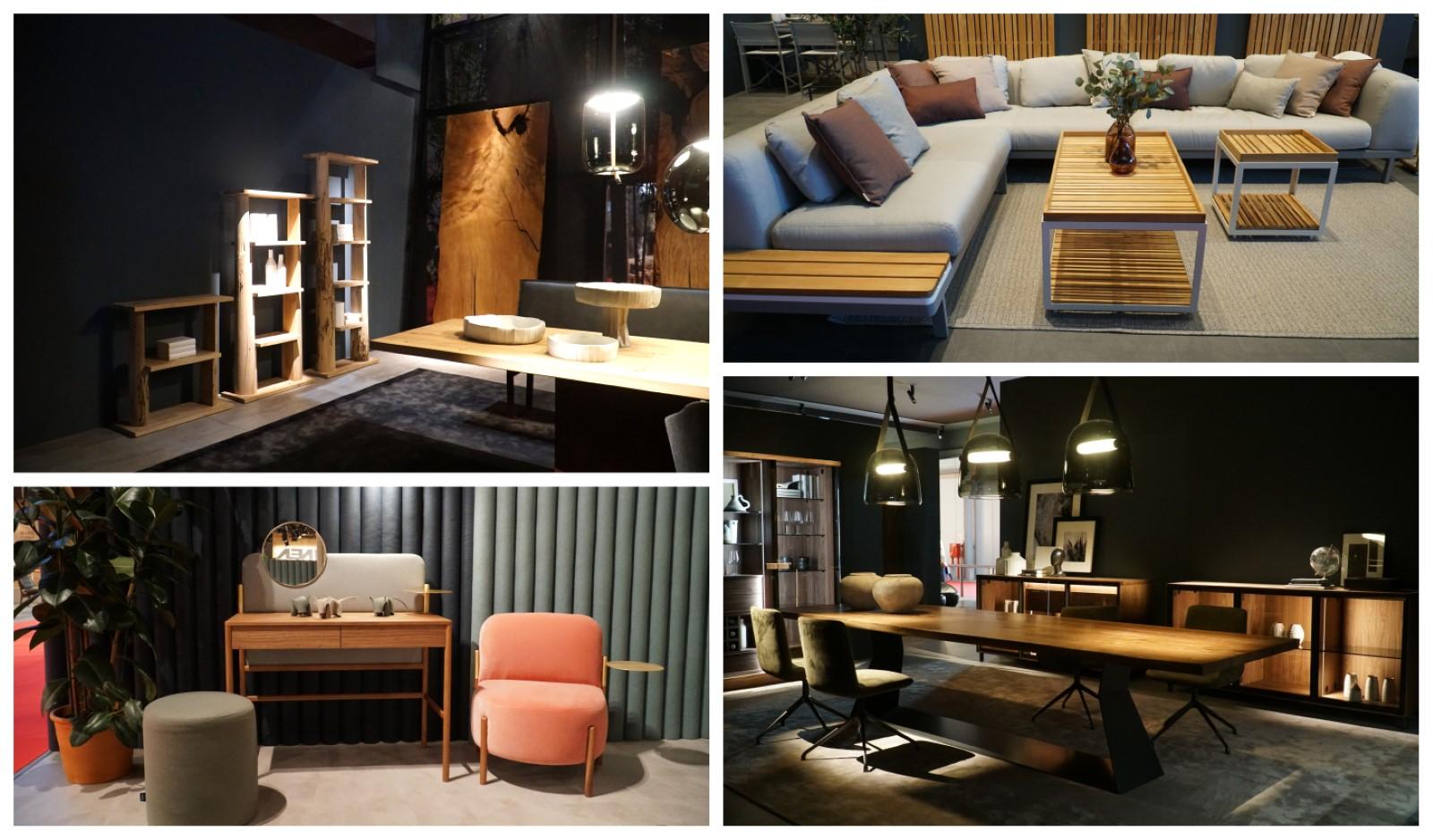 רהיטים בשילוב עץ
