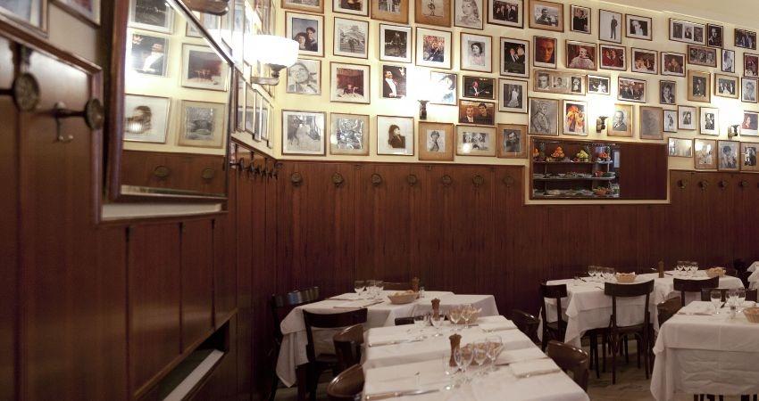 A Santa Lucia Restaurant | Milano