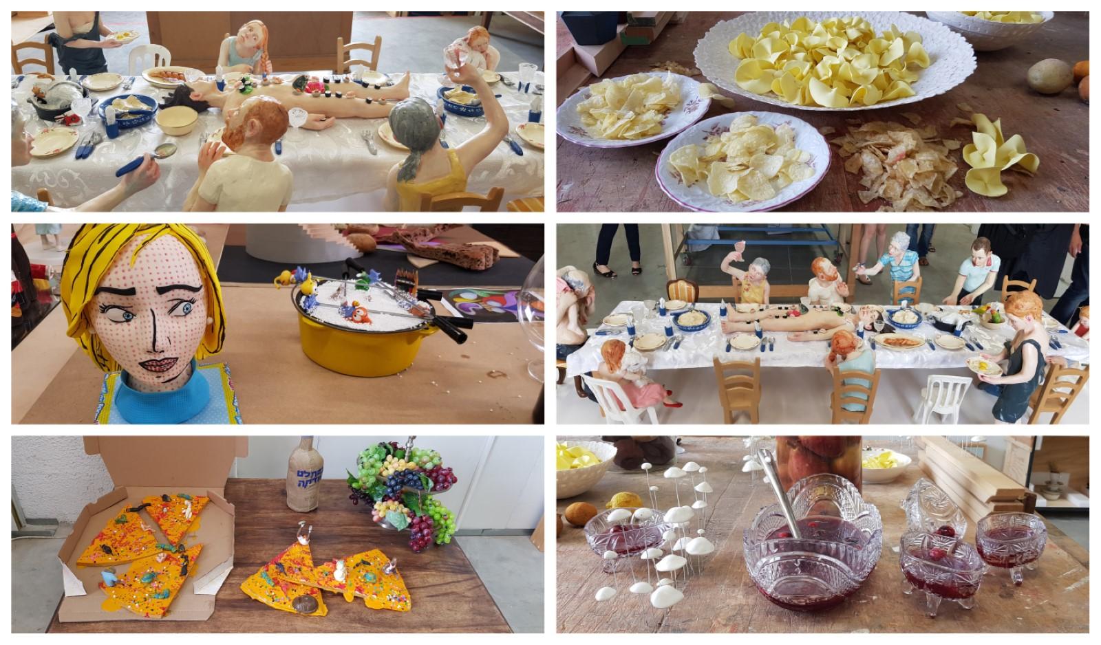 אוכל ואמנות