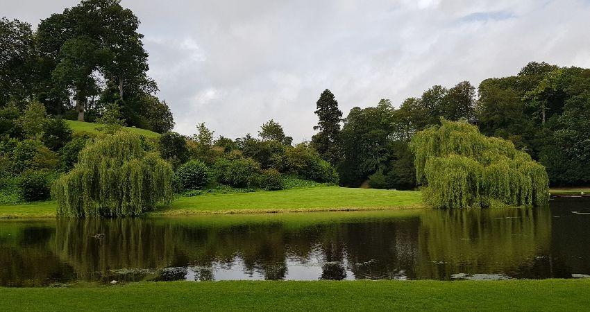 Fountain Abbey   Yorkshire
