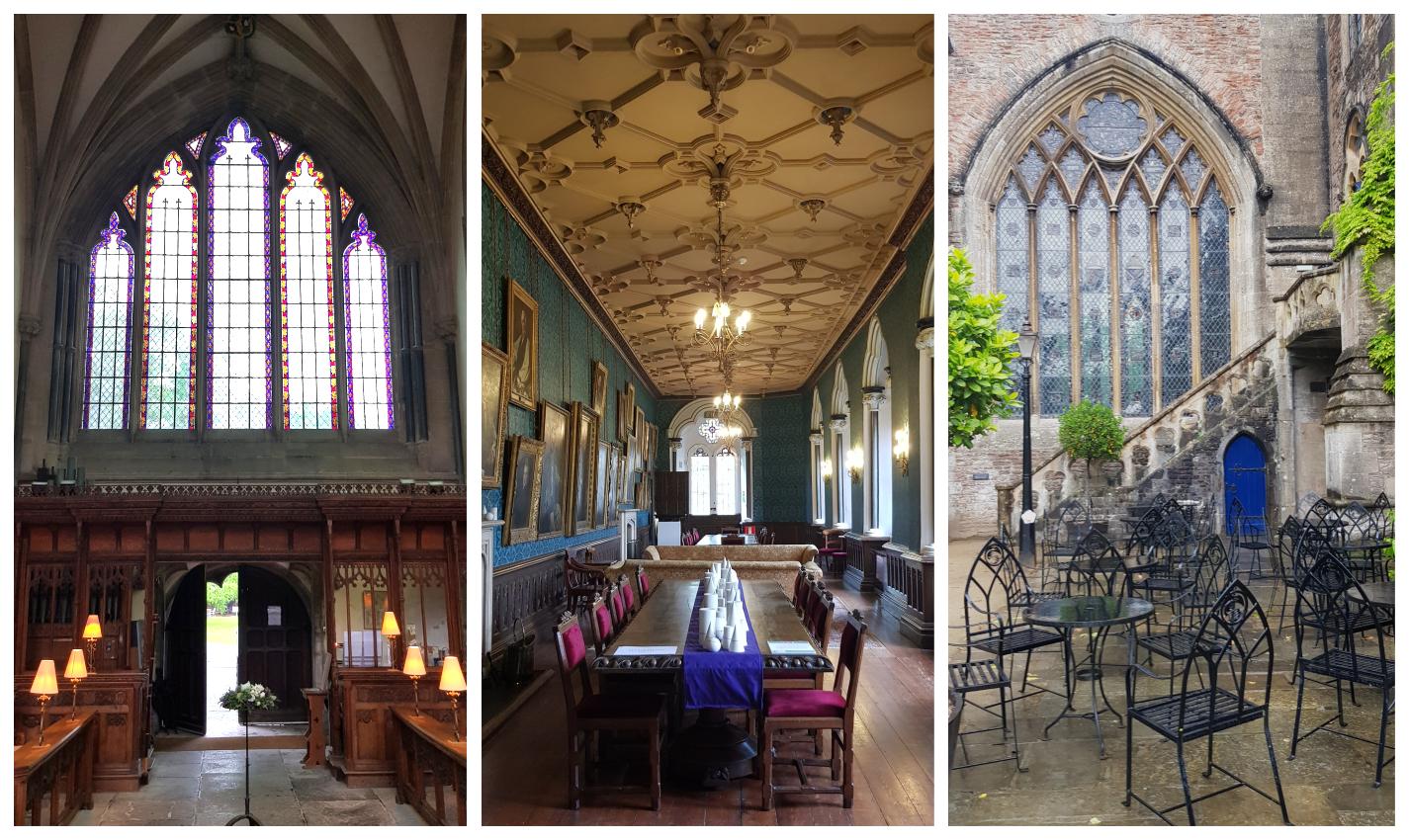 קולאג' תמונות מתוך הארמון