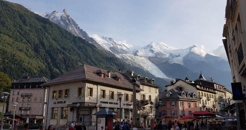 האלפים הצרפתיים  French Alps