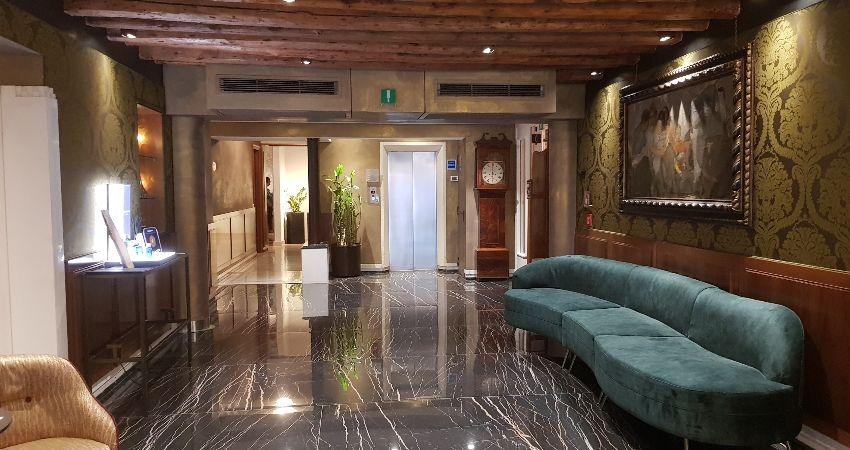 Hotel Bisanzio | Venice