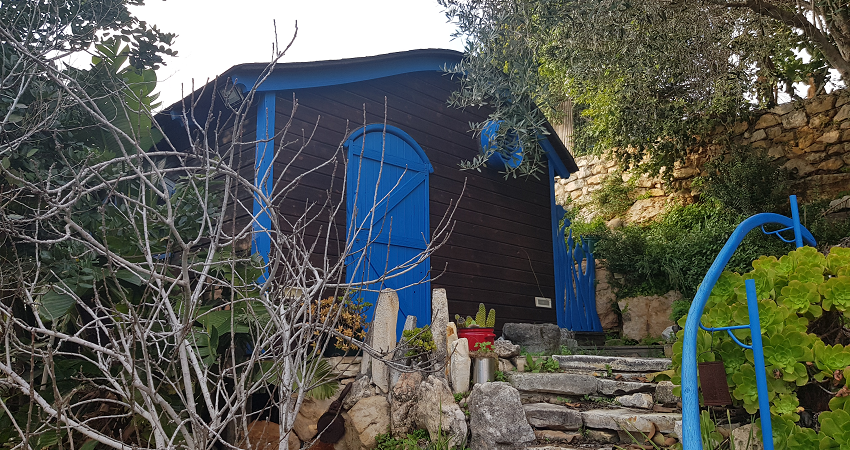 The House on the Wadi | Katzir